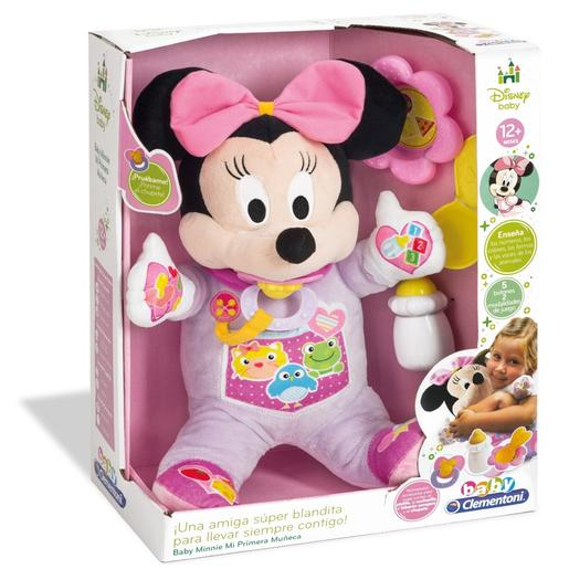 Minnie Baby - Mi Primera Muñeca Minnie