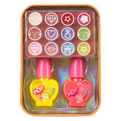 Maquillaje Tin Llama POP Girls