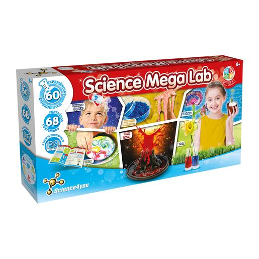 Science4you - Science Mega Lab