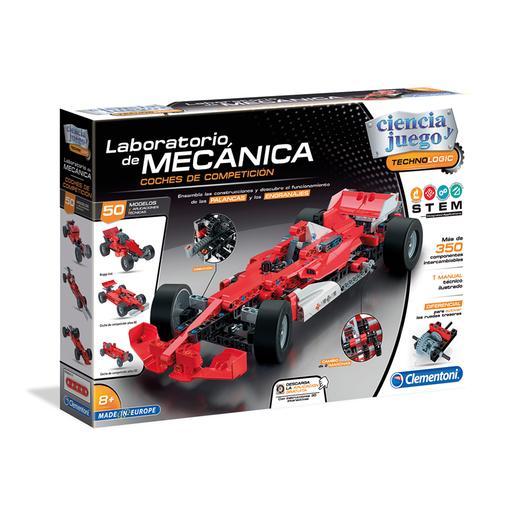 Laboratorio de Mecánica - Fórmula 1
