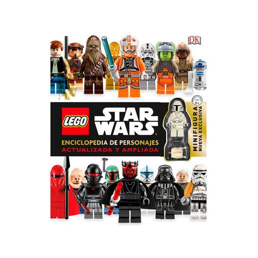 LEGO Star Wars Enciclopedia Personajes de la Saga