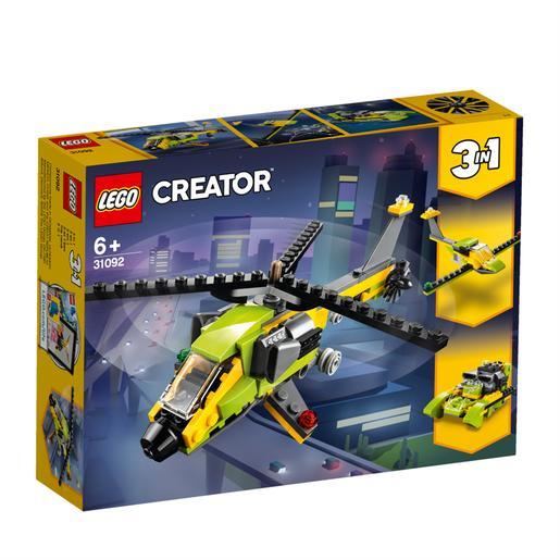 LEGO Creator - Aventura en Helicóptero - 31092
