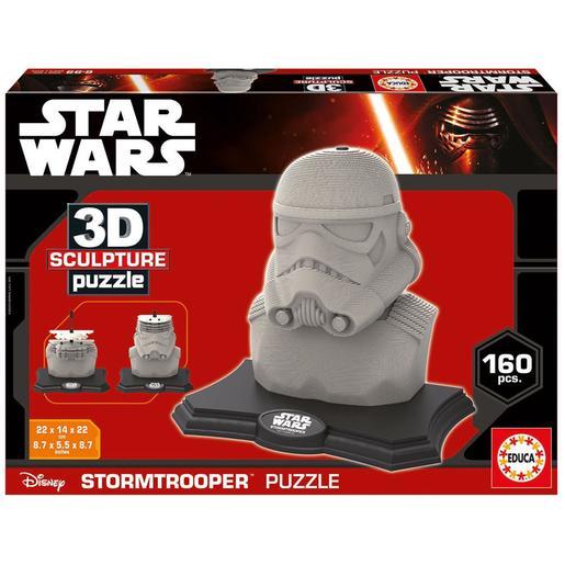 Educa Borrás - Star Wars - Stormtrooper Puzzle 3D