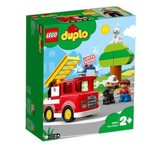 LEGO DUPLO - Camión de Bomberos - 10901