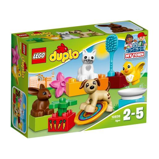 LEGO DUPLO - Mascotas Familiares - 10838