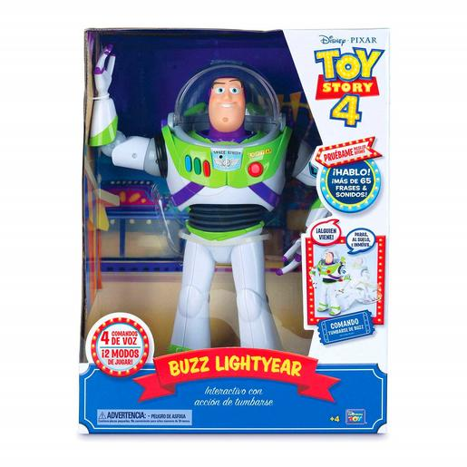 Toy Story - Buzz Interactivo Toy Story 4