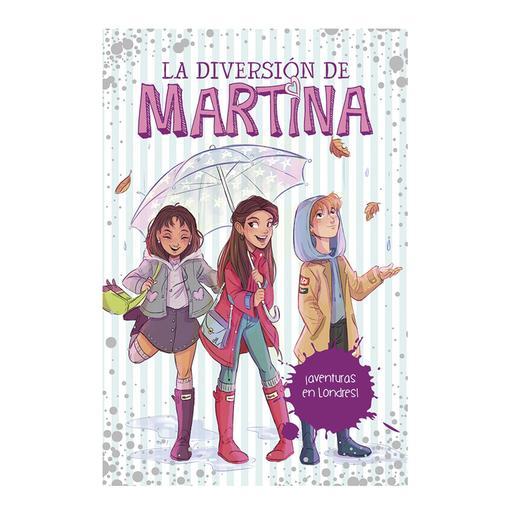La Diversión de Martina - Aventuras en Londres