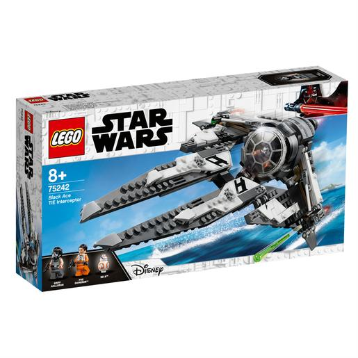 LEGO Star Wars - Interceptor TIE Black Ace - 75242