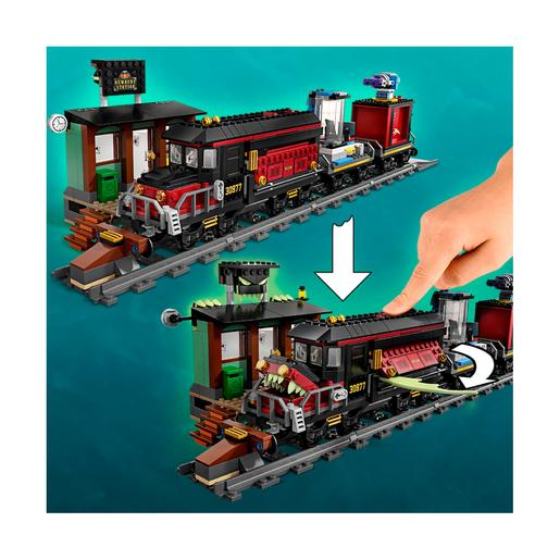 LEGO Hidden Side - Expreso Fantasma - 70424