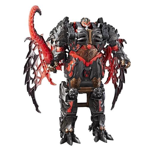 Transformers - Dragonstorm Turbo Changer