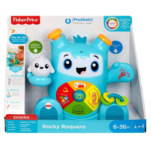 Fisher Price - Rocky Rockero