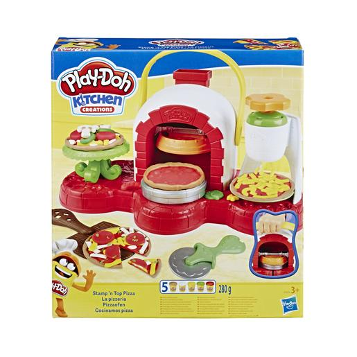 Play-Doh - Cocinamos Pizza