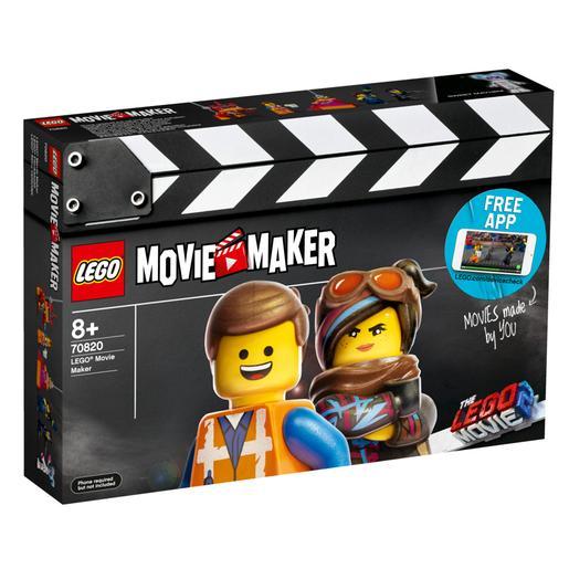 LEGO La Película 2 - LEGO Movie Maker - 70820