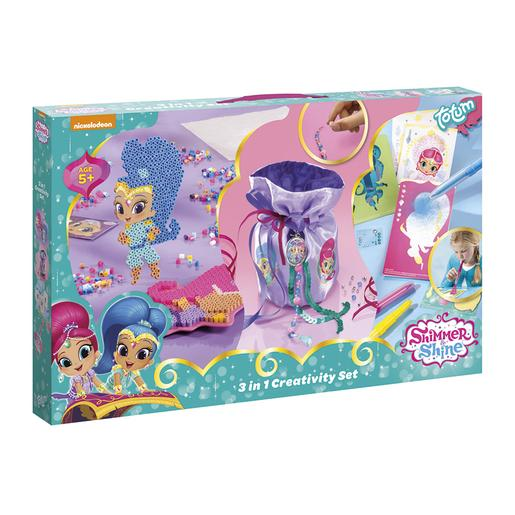Shimmer and Shine - Set 3 en 1