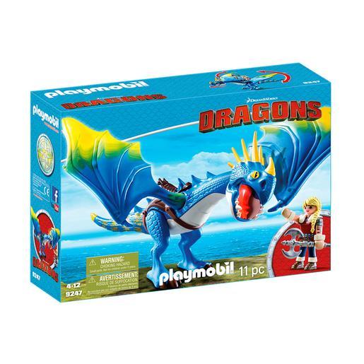 Playmobil - Astrid y Tormenta - 9247