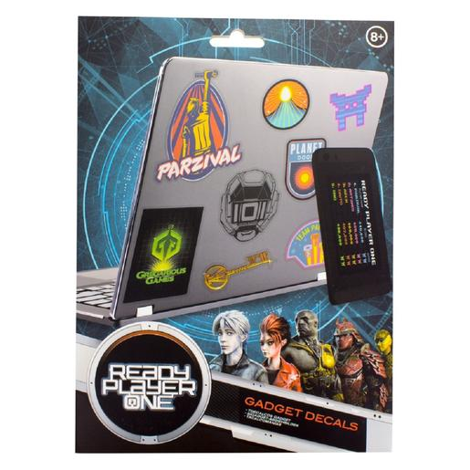 Pack de Pegatinas Ready Player One