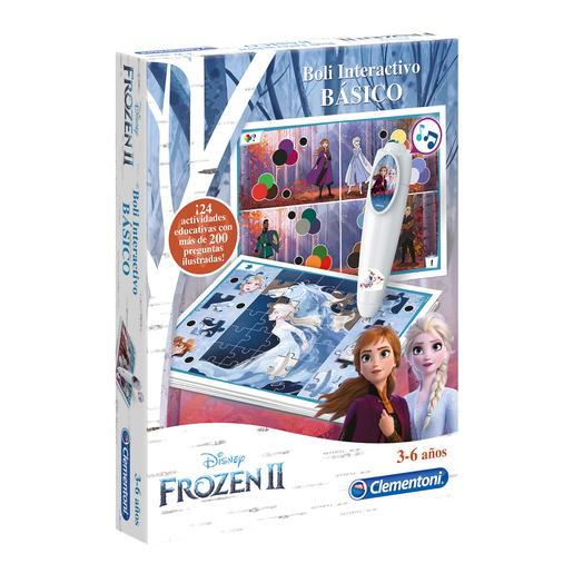 Frozen - Juego Educativo con Boli Interactivo Frozen 2