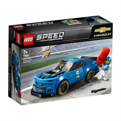 LEGO Speed Champions - Deportivo Chevrolet Camaro ZL1 - 75891