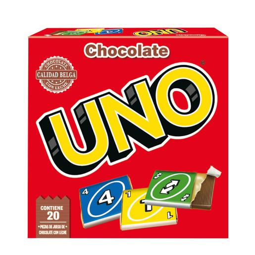 UNO de chocolate