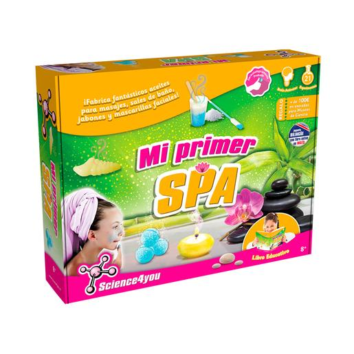 Science4you - Mi Primer SPA