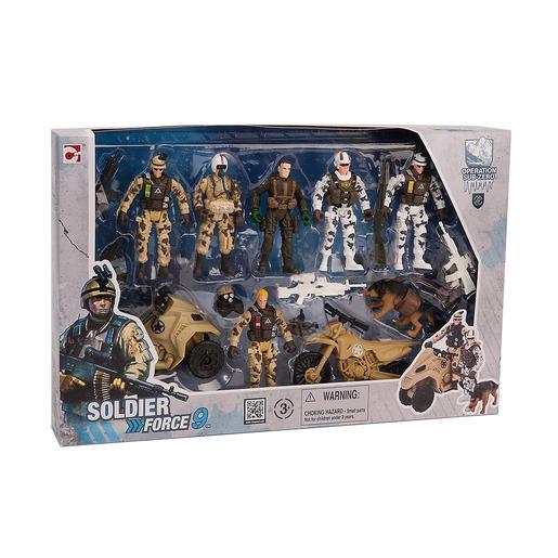 Pack Soldados de Combate