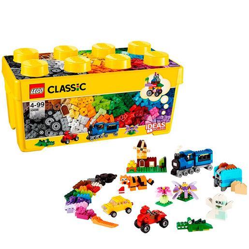 LEGO Classic - Caja de Ladrillos Creativos Mediana - 10696