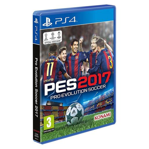 PS4 - Pro Evolution Soccer 2017