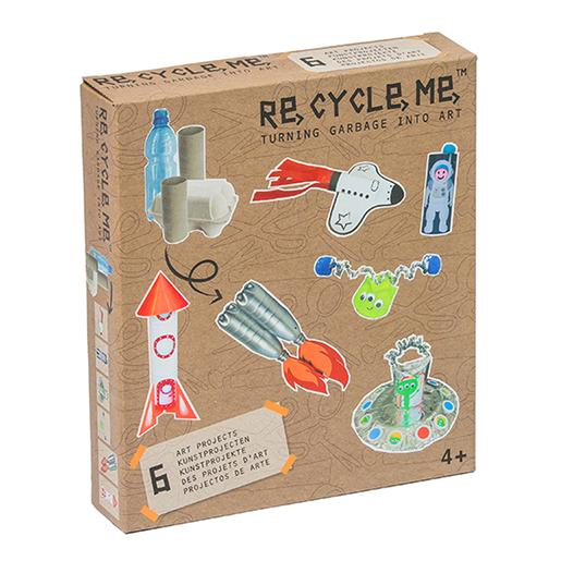 Re-Cycle-Me - Space World