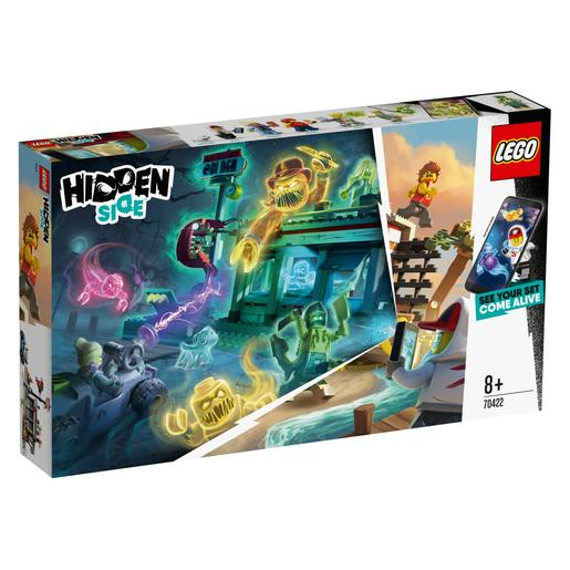 LEGO Hidden Side - Ataque al Shrimp Shack - 70422