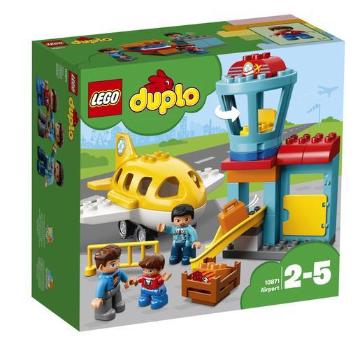 577e3667c9e LEGO DUPLO - Aeropuerto - 10871