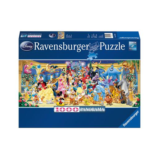 Ravensburger - Puzzle 1000 pcs Panorama Disney