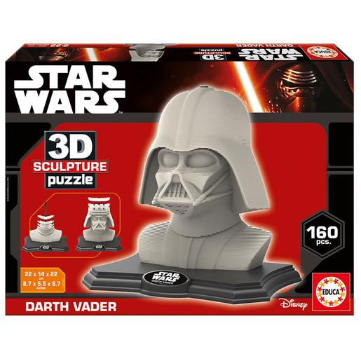 Star Wars - Puzzle 3D Darth Vader