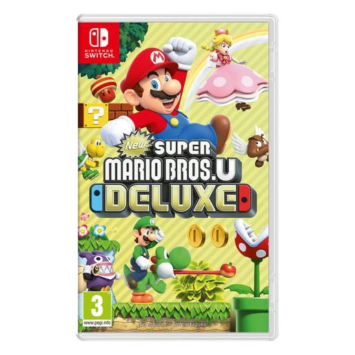 Nintendo Switch - Super Mario Bros Deluxe