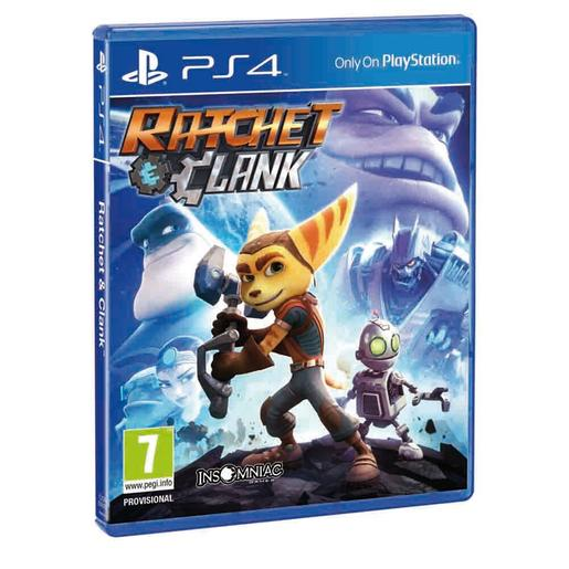 PS4 - Ratchet and Clank