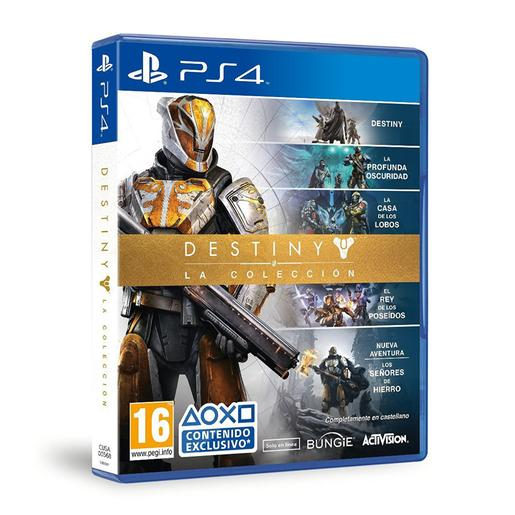 PS4 - Destiny: The Collection