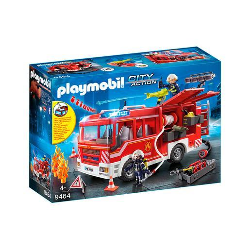 Playmobil - Camión de Bomberos - 9464