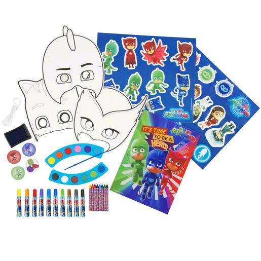 PJ Masks - Diseña y Crea tu Máscara