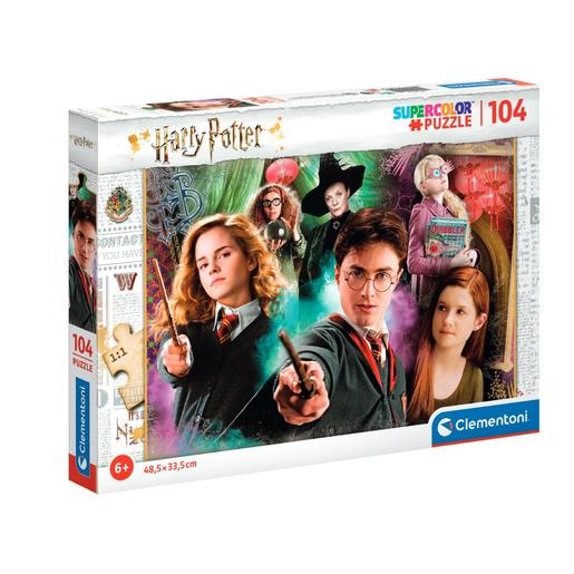Harry Potter - Puzzle 104 piezas