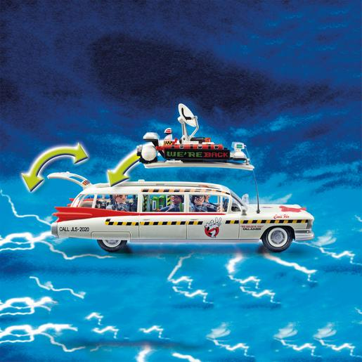 Playmobil - Ecto-1A Ghostbusters - 70170