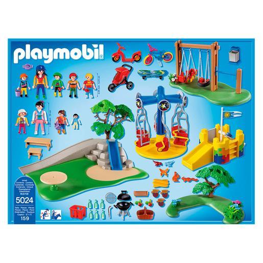 Playmobil - Parque Infantil - 5024