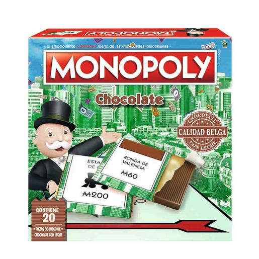 Monopoly de chocolate
