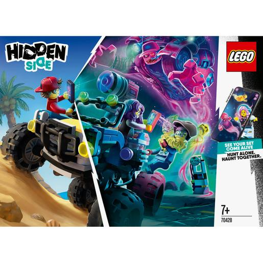 LEGO Hidden Side - Buggy Playero de Jack - 70428