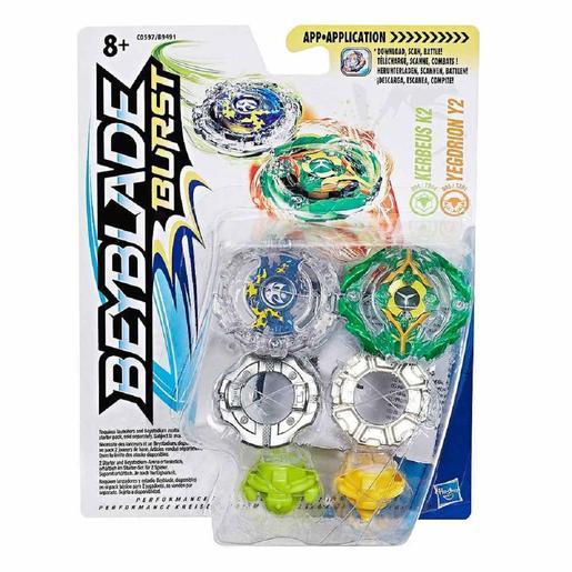 De Y Batalla Pack Para Kerbeus Yegdrion Beyblade 2 dxsQCthBr