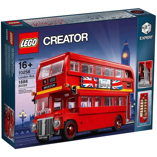 LEGO Creator - Autobús de Londres - 10258