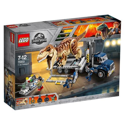LEGO Jurassic World - Transporte del T. Rex - 75933
