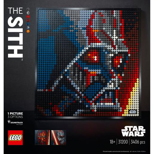 LEGO Art - Star Wars: Los Sith - 31200