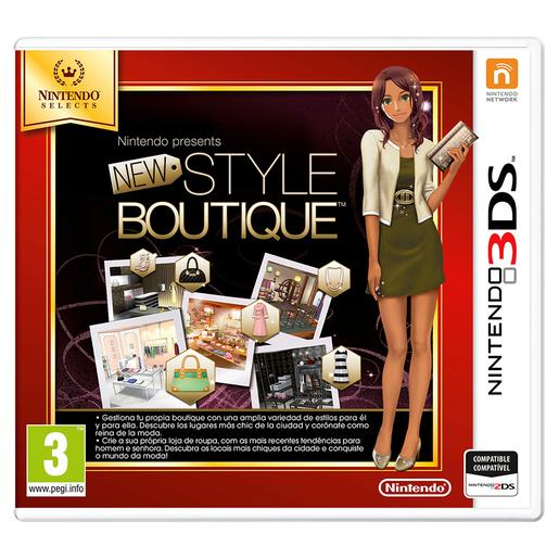 Nintendo 3DS - New Style Boutique
