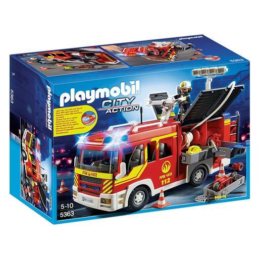 Playmobil - Camión de Bomberos - 5363