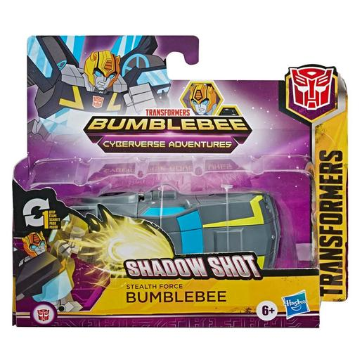 Transformers - Cyberverse One Step Shadow Bumblebee