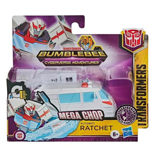 Transformers - Cyberverse One Step Ratchet